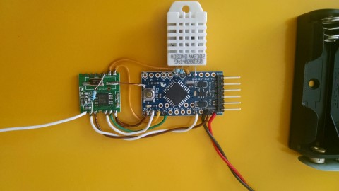 Humidity-Temperature Sensor