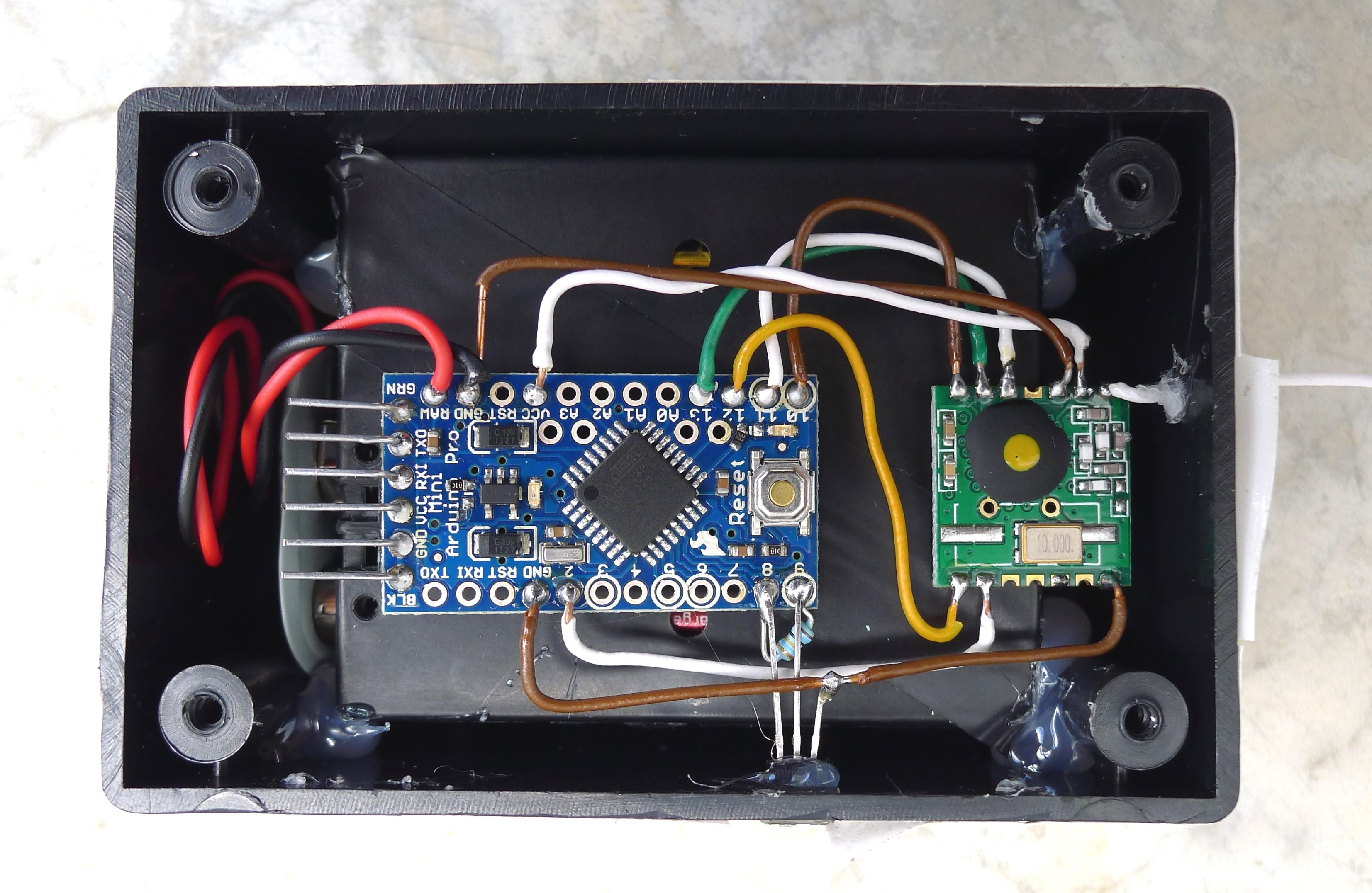 Additional environmental sensors for home energy