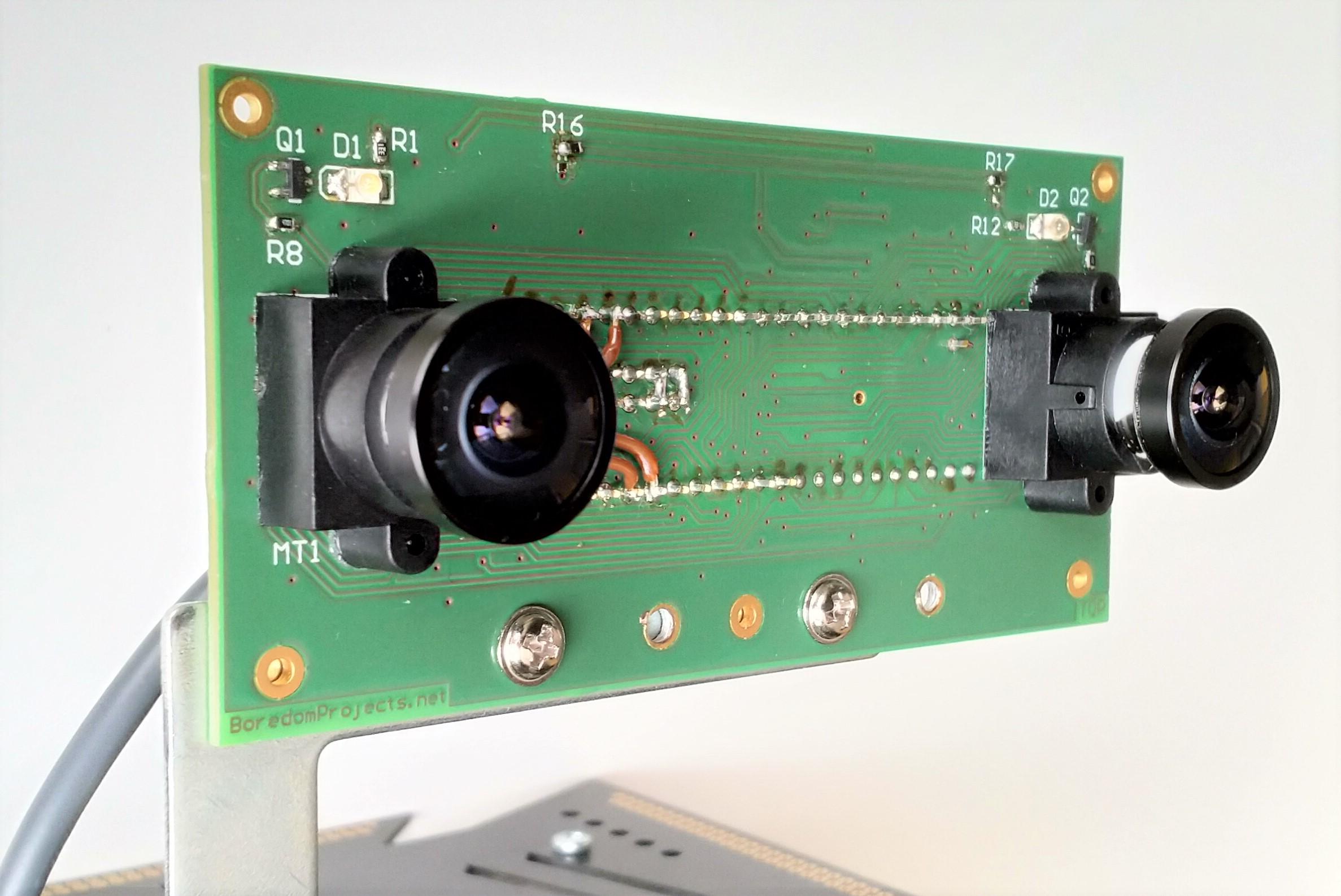 Robot Navigation using Stereo Vision - Part 2